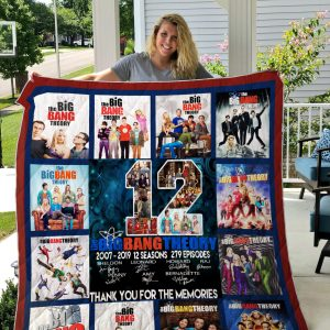 12 Years Of The Bbt Quilt Blanket