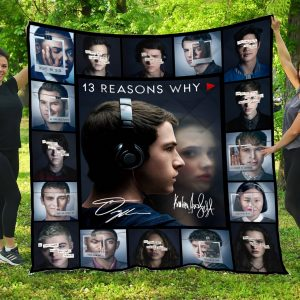 13 Reasons Why  – Quilt