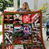 15 Years Of Crim Quilt Blanket
