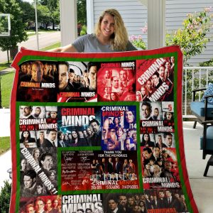 15 Years Of Crim Quilt Blanket