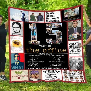 15 Years Of The Office – Quilt