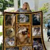 3d Wolf Quilt Blanket 01