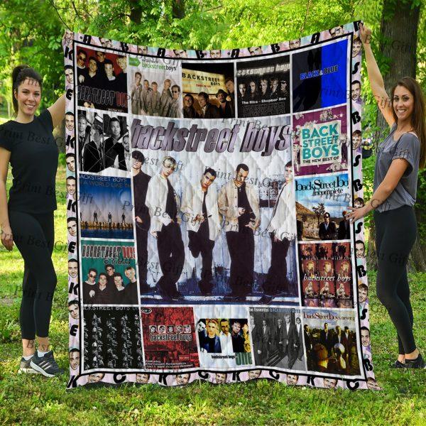 Backstreet Boys Cover Poster Quilt Ver 3