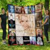 Britney Spears Cover Poster Quilt Ver 3