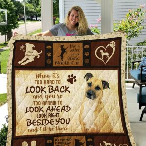 Dog-blanket Quilt-black Mouth Cur Edition 09182019