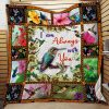 I Am Always With You, Hummingbird Quilt Thl973