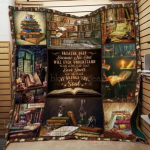I Love Reading Book Quilt Th442