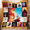 Lion King Quilt Blanket 01790