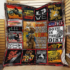 Motocross Quilt Ps150b