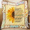 My Granddaughter I Love You Quilt Mh29