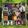 Prince Musician Anniversary Quilt