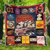 The Dukes Of Hazzard Anniversary Quilt