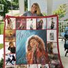 Tina Turner Style 2 Quilt Blanket